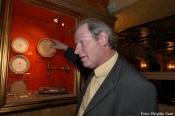Vincent Keaney zeigt uns ein paar seiner Schätze...