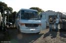 Der Bus reichte zwar für uns aus, trotzdem waren wir froh, uns...