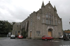 Thomas Andrews Memorial Hall in Comber.