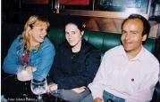Stefanie Spieker, Brigitte Saar und Stefan Muntwyler.