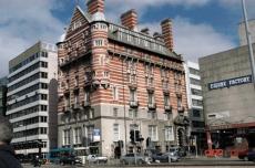 Das White Star-Gebäude (heute Albion House) war der Firmensitz der White Star Line.