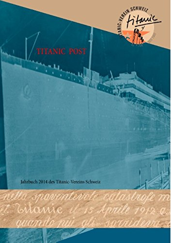 Titanic Post Jahrbuch 2015