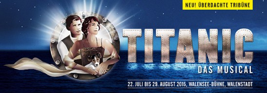 Titanic-Musical Walensee