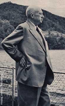 Staehelin im Jahr 1956