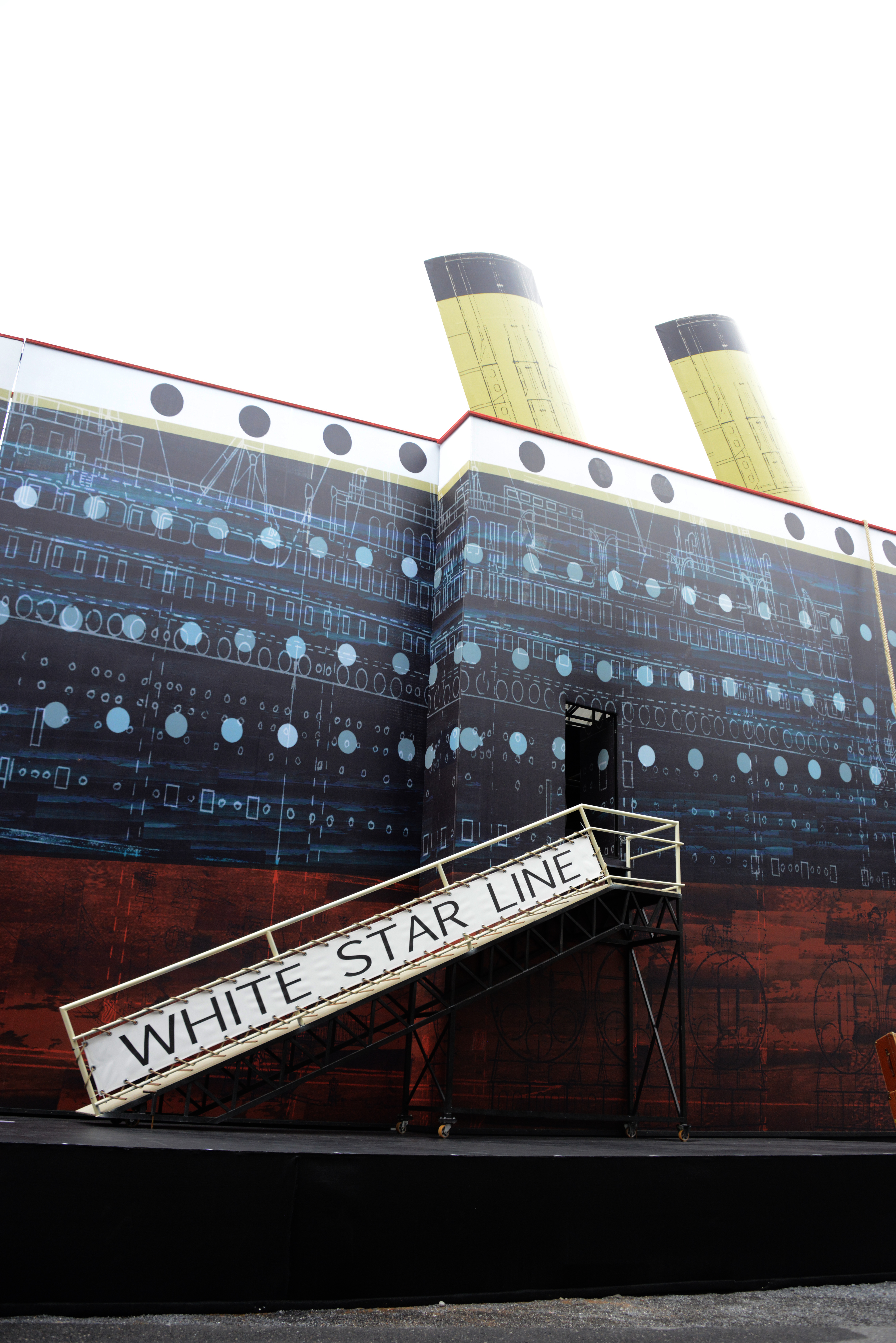 2015 titanic musical auf der walensee b hne titanic. Black Bedroom Furniture Sets. Home Design Ideas