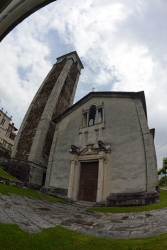 Die Kirche Madonna di Ponte