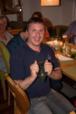 Stefan Kademann war die Münzwechselstube.
